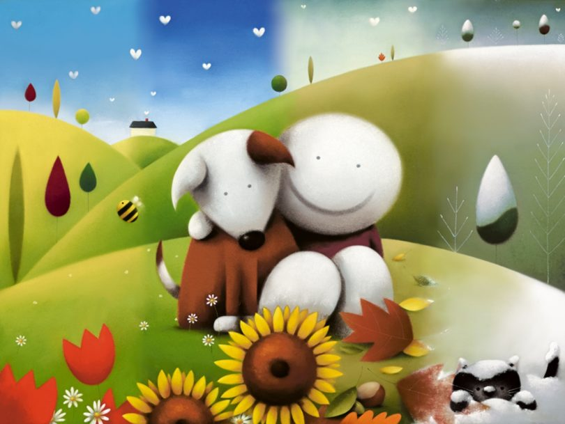 My World II by Doug Hyde review.